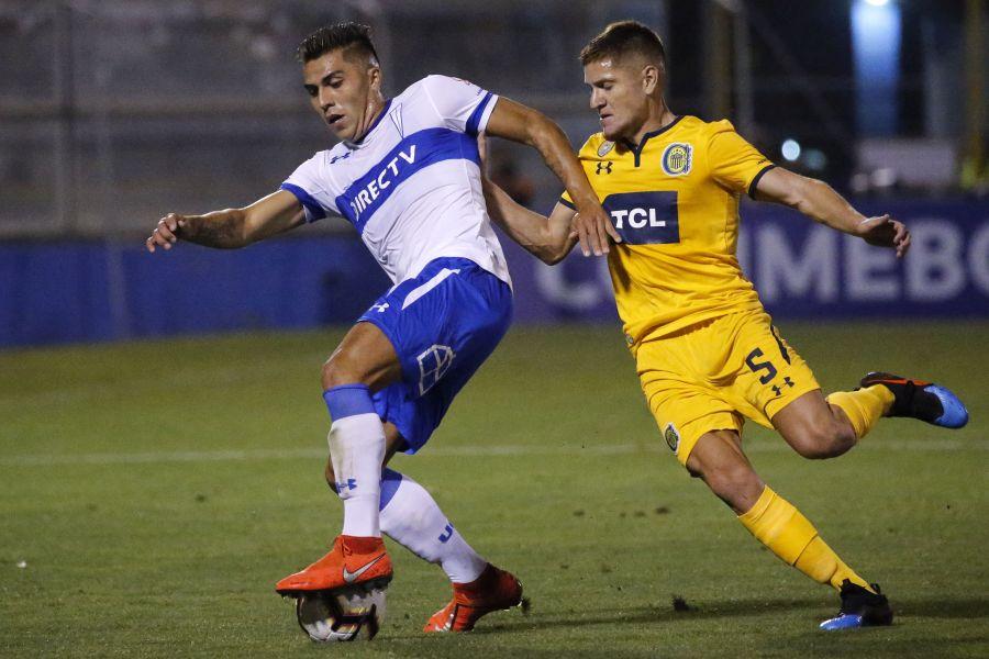 """""""Colo Colo quiere reforzarse con el chileno-argentino Leonardo Gil"""""""