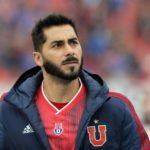 """Johnny Herrera: """"Fichar en Colo Colo o la UC sería como irme con el enemigo"""""""