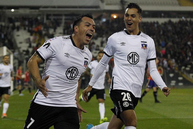 """Colo Colo volvió a festejar y Paredes quedó a un gol de """"Chamaco"""""""