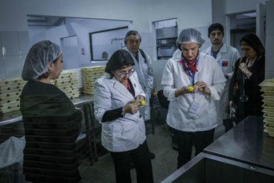 Seremi de Salud prohíbe el funcionamiento de cocina del colegio Salesianos Alameda
