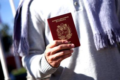 Reunificación familiar: otorgarán salvoconductos a venezolanos sin pasaporte