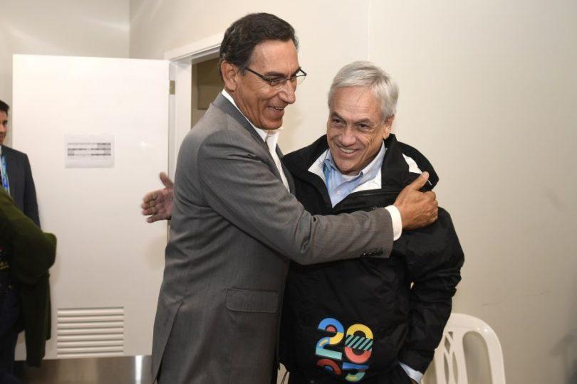 Sebastián Piñera propone que Perú y Chile exporten pisco juntos