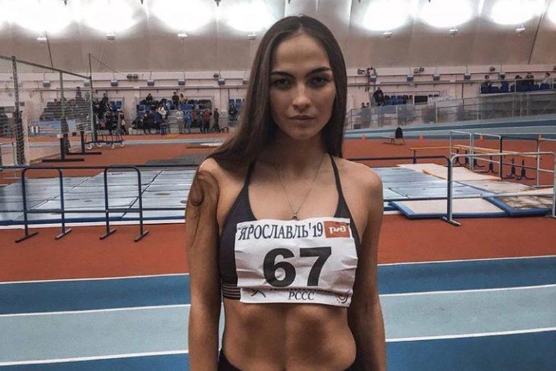 Atleta rusa muere mientras entrenaba en plena calle