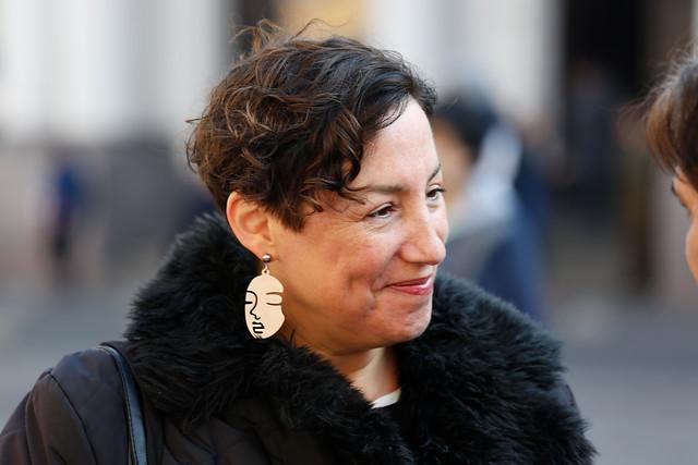 """""""Se me olvidaron algunas cositas"""": la ironía de Beatriz Sánchez tras funa en Twitter"""