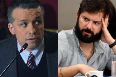 Los coletazos progresistas que dejó el tuit de Gabriel Boric en contra de Óscar Landerretche