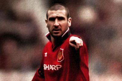 El legendario y polémico Eric Cantona será galardonado por la UEFA