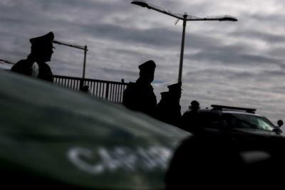 Tres menores de edad detenidos tras asalto a constructora en Las Condes