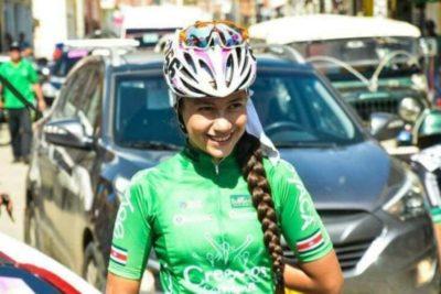 Ciclista colombiana murió atropellada por un camión durante su entrenamiento