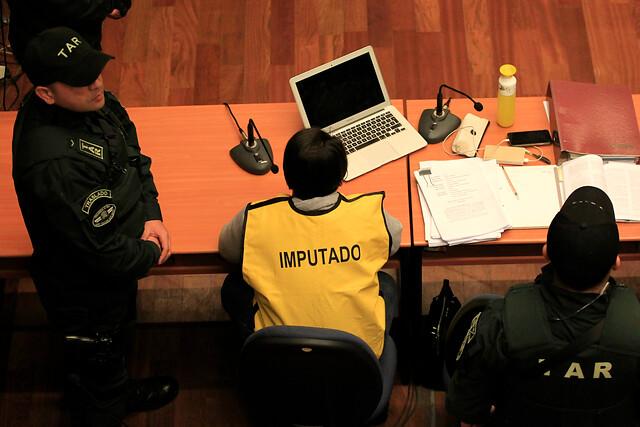 """18 delitos en dos años: los hechos que se le imputan a """"ecoterrorista"""" detenido"""
