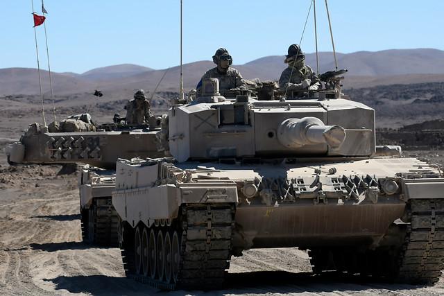 """Ejército abre sumario por violento """"rito de iniciación"""" en Antofagasta"""