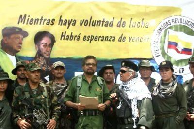 """Disidencia de las FARC anuncia que """"retomarán la lucha armada para el despertar de las conciencias"""""""