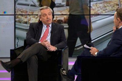 """Alberto Fernández, candidato presidencial de Argentina: """"En Venezuela no hay dictadura, sino un gobierno autoritario"""""""