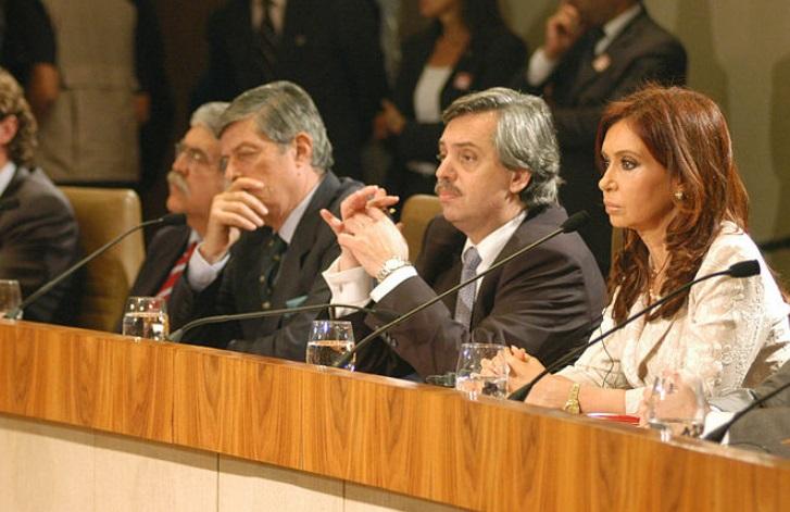 """Cuando Fernández estuvo alejado del  kirchnerismo: """"Toda la acción institucional del gobierno de Cristina es deplorable"""""""