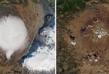 Islandia: Científicos despiden el primer glaciar derretido por el cambio climático