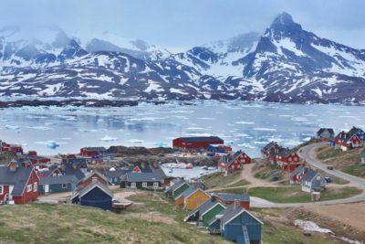 Trump manifestó su intención de comprar Groenlandia y autoridades danesas se burlan de su deseo