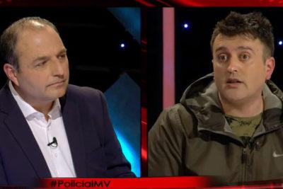 Discusión entre Jorge Hans y Luis Pettersen en Mentiras Verdaderas fue lo más denunciado en julio al CNTV