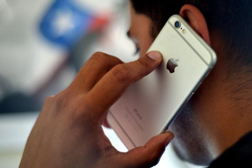 """""""Denuncian a Apple y Samsung por"""