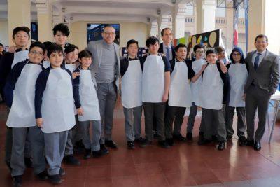 Lanzan programa Convive Digital para escuelas de Santiago
