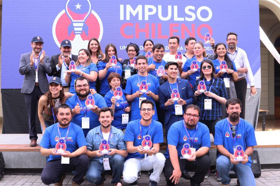 """Luksic lanza nueva versión de concurso para emprendedores """"Impulso Chileno"""""""