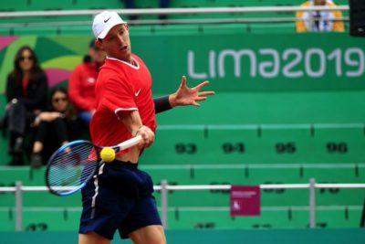 Nicolás Jarry sigue sólido en los Panamericanos y avanza a cuartos de final