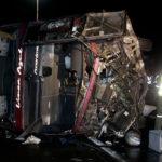 Dueño de Línea Azul habría borrado mensajes de WhatsApp tras accidente