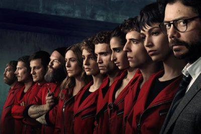 El récord que batió La Casa de Papel 3 a una semana de su estreno en Netflix