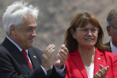 Intendenta de Arica y Parinacota presenta su renuncia al cargo