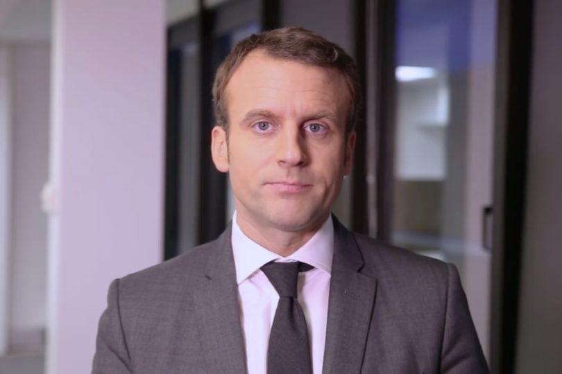 Presidente Macron por incendios en la Amazonía: