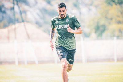 """Maripán entrena por primera vez con el Mónaco: """"Deportivamente es un paso adelante"""""""