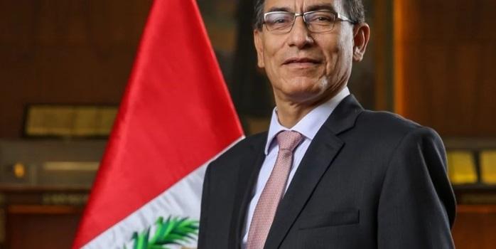 Escándalos de corrupción: Presidente peruano propone recortar su mandato
