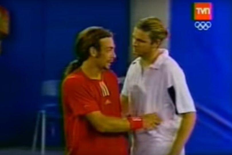 A 15 años del oro: Mardy Fish le pide la revancha a Nicolás Massú por Atenas