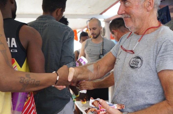 Open Arms: España envía buque para rescatar a inmigrantes