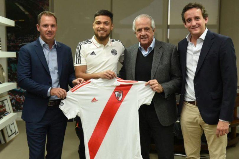 Los ocho chilenos que llegaron a River Plate antes que Paulo Díaz