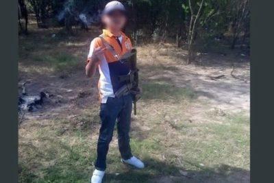 Muere decapitado 'Juanito Pistola', el niño sicario más buscado de México