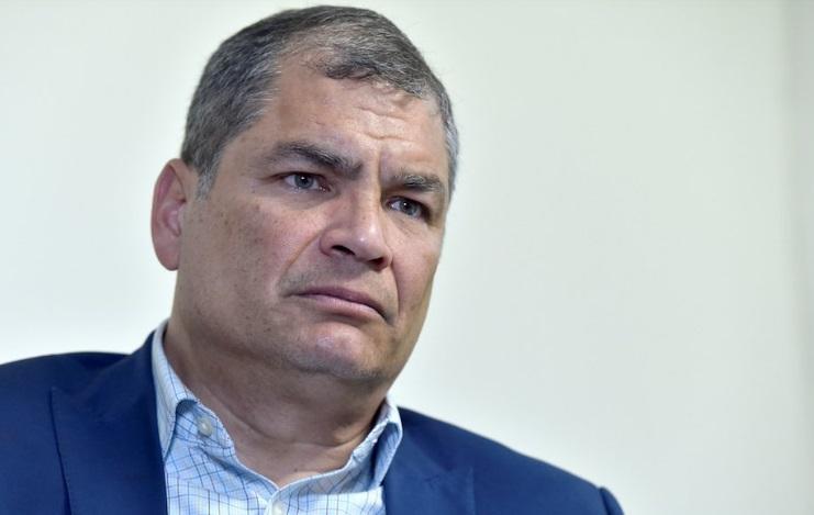"""""""Investigación por sobornos: justicia ordena prisión preventiva para el expresidente Rafael Correa"""""""