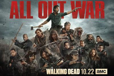 Actor de The Walking Dead muere de cáncer a los 48 años