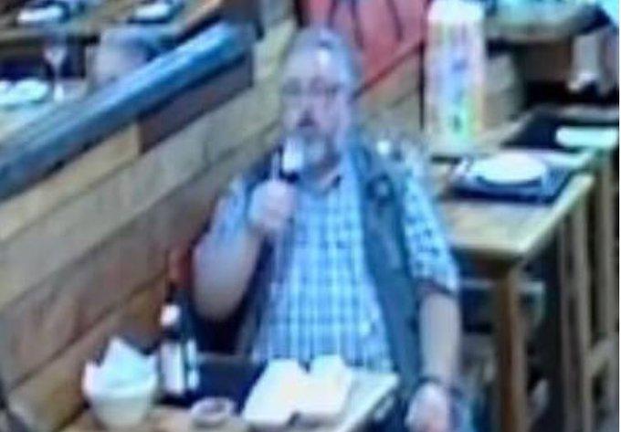 Pucón: restaurantes denunciaron a turista alemán que se iba sin pagar la cuenta