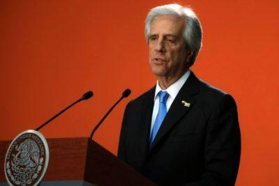 El presidente de Uruguay, Tabaré Vásquez, reveló que tiene un nódulo maligno en el pulmón