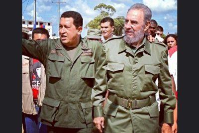 Cómo Cuba le enseñó al chavismo a neutralizar la disidencia militar