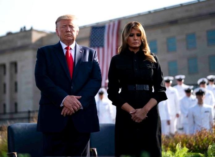 """Donald Trump conmemora el 11-S proclamando el """"Día del Patriota"""""""