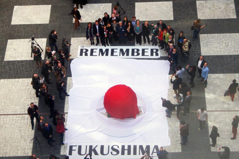 """""""Ministro de Medio Ambiente japonés considera verter agua radioactiva de Fukushima al mar"""""""