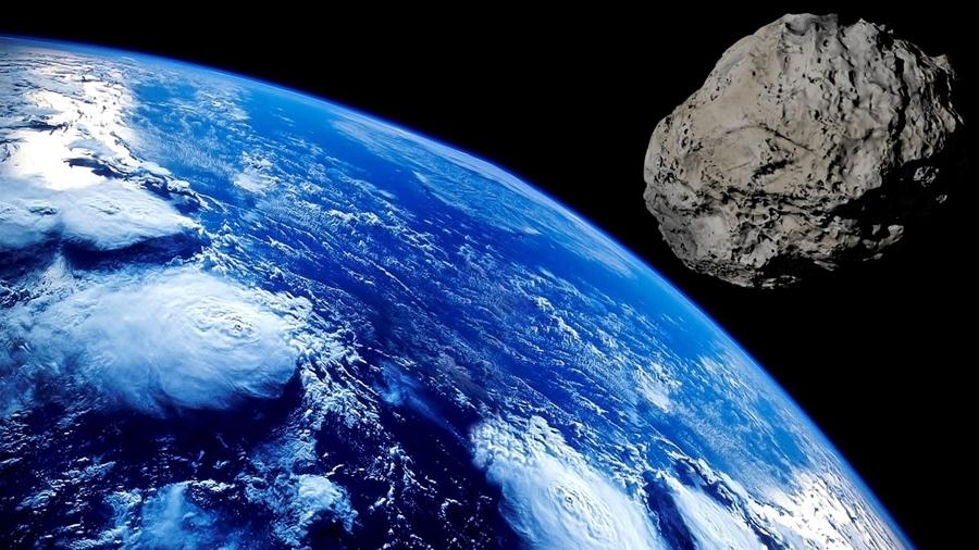 """""""NASA: asteroide"""