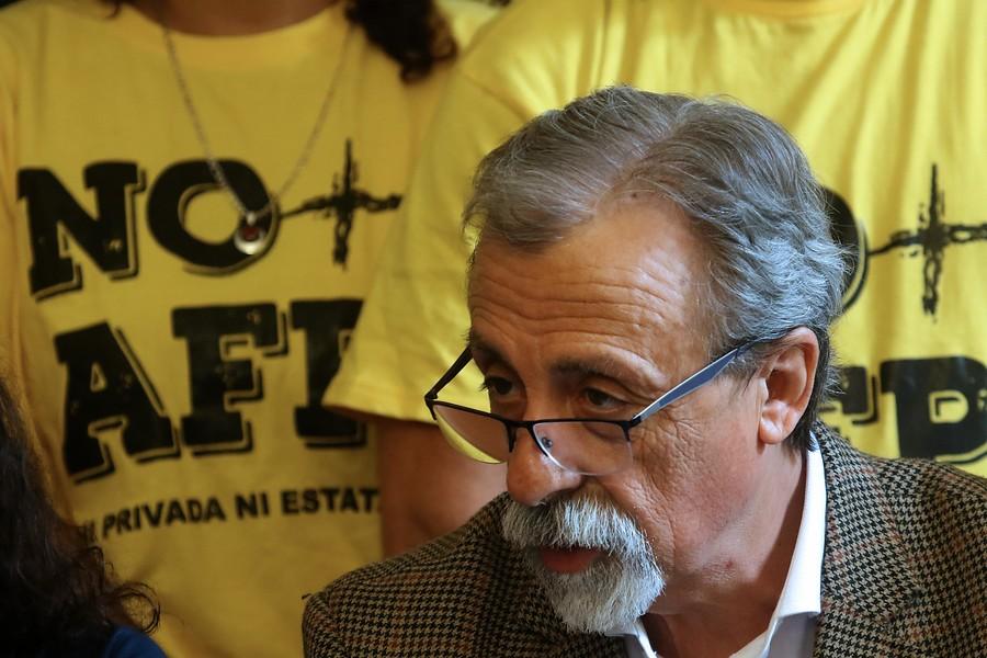 NO+AFP reconoce que busca reposicionar sus demandas tras acción de profesora ante TC