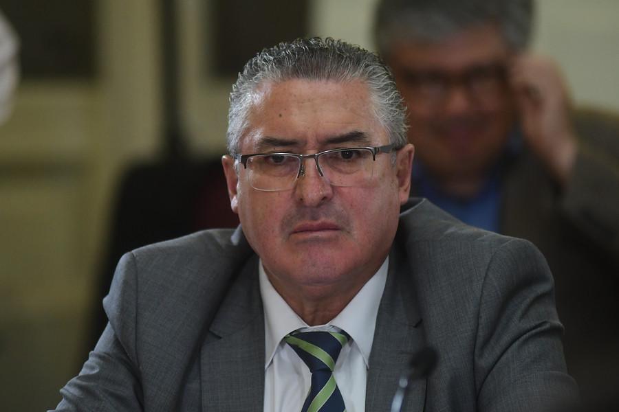 """""""Jorge Pizarro niega conflicto de interés por vínculo de su esposa con tragamonedas"""""""