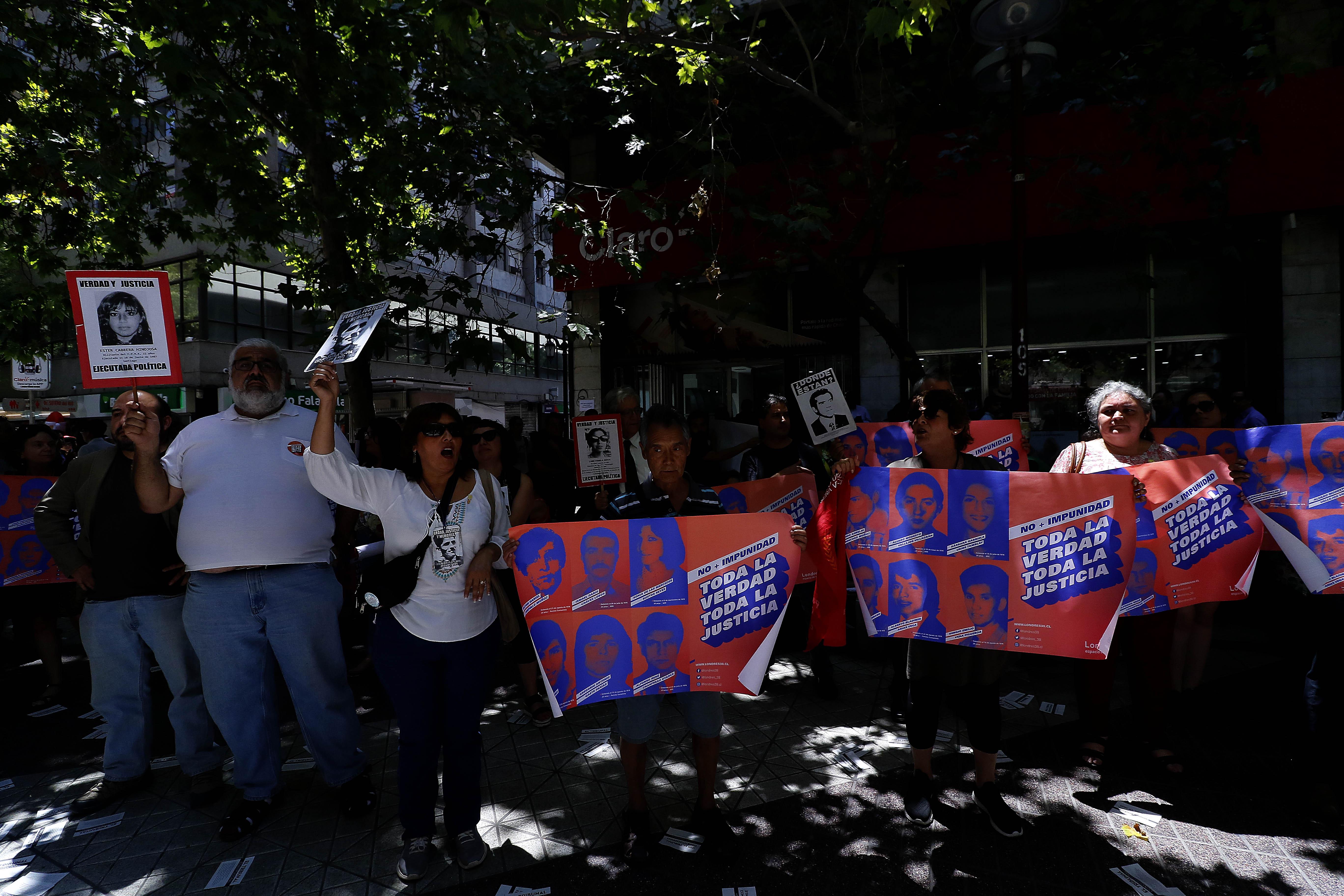 """""""Corte de Santiago ratifica condena a 28 ex agentes de la DINA por Operación Colombo"""""""