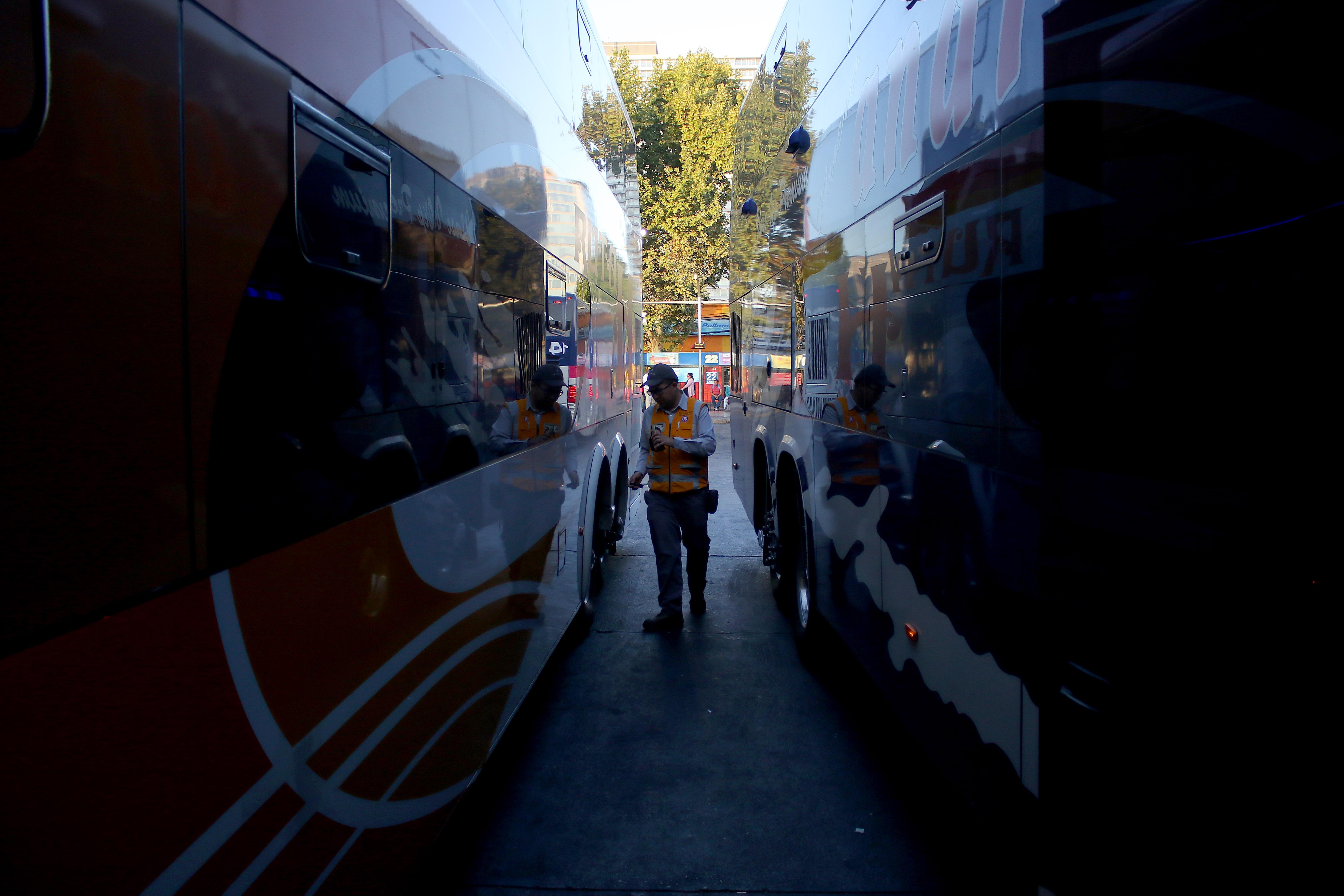 Fiestas Patrias: ¿En qué fijarse para tener un viaje seguro en bus?