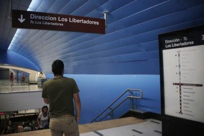 Complicado día para Metro: Línea 3 presentó problemas y cajeros iniciaron huelga