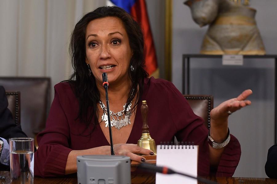 Diputada Marisela Santibáñez es nueva militante del Partido Comunista
