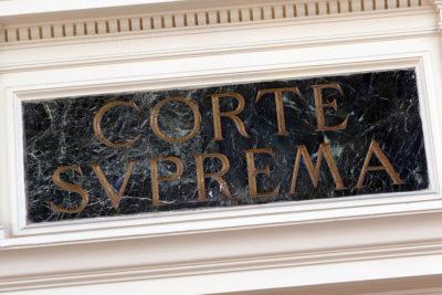 Corte Suprema rechaza recurso de amparo y confirma prisión preventiva para acusado de daños al interior del Metro
