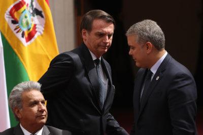 """Países firman """"Pacto de Leticia por la Amazonía"""" en Colombia"""